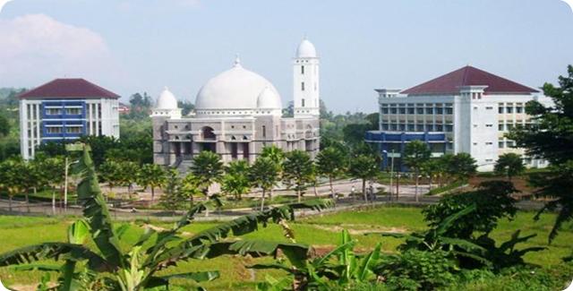 Gedung AKBID Al-Ikhlas Cisarua, Bogor.